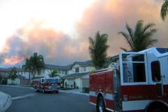 Neighborhood on Fire