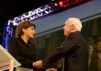 John McCain at NCLR