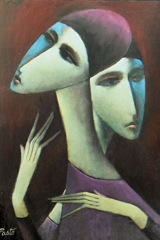 Sisters III by Sammy Pasto