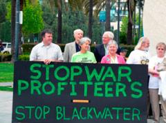 Stop War Profiteers
