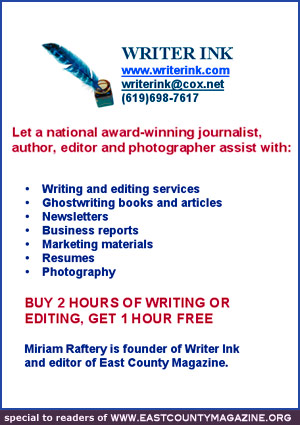 Writer Ink Ad