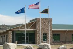 Border Facility Opens