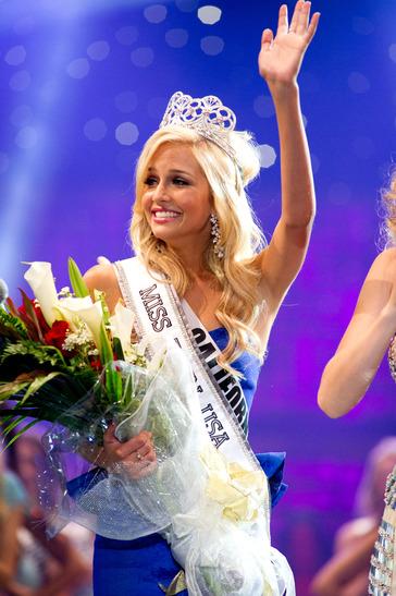 Miss Teen USA Cassidy Wolf
