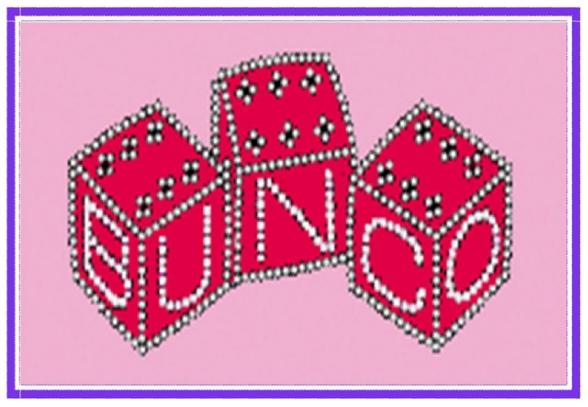 bunco with the kiwanis club of el cajon on july 12