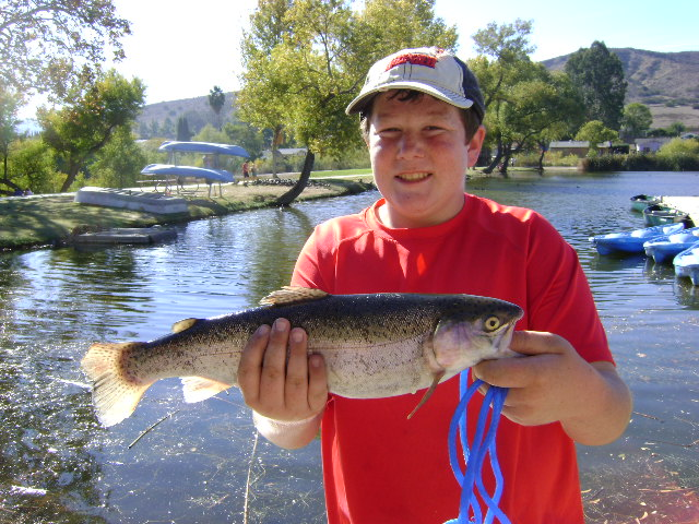 Best of east county east county magazine for Santee lakes fishing report