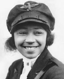 elizabeth bessie coleman On january 26, 1892 elizabeth bessie coleman was born in a one-room, dirt-floored cabin in atlanta, texas, to george and susan coleman when bessie was two years old, her father, a day laborer, moved his family to waxahachie, texas, where he bought a quarter-acre of land and built a three-room house.