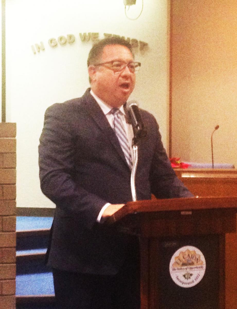 mayor wells state of city addresss cites accomplishments