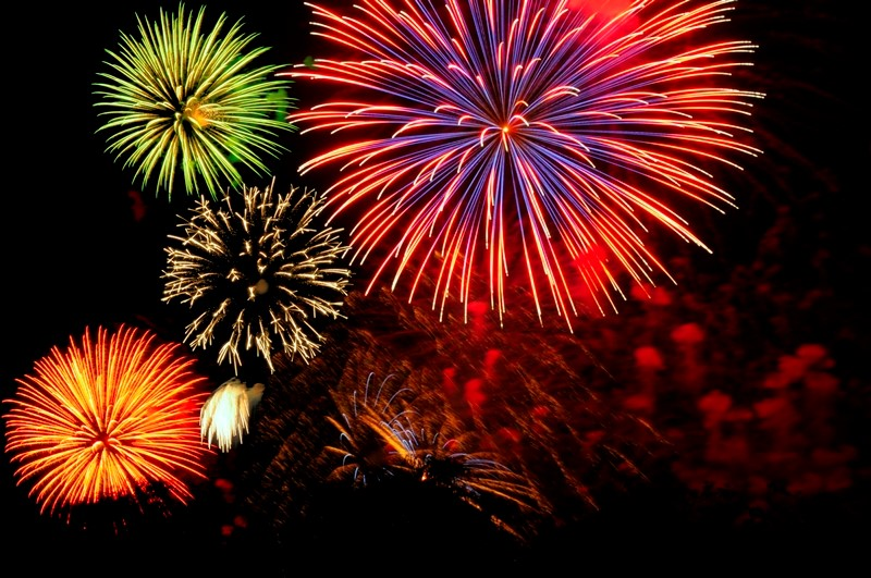 El cajon hosts 4th of july celebration fireworks at for What is celebrated on the 4th of july