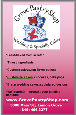 Grove Pastry Shop - Click to view our flyer
