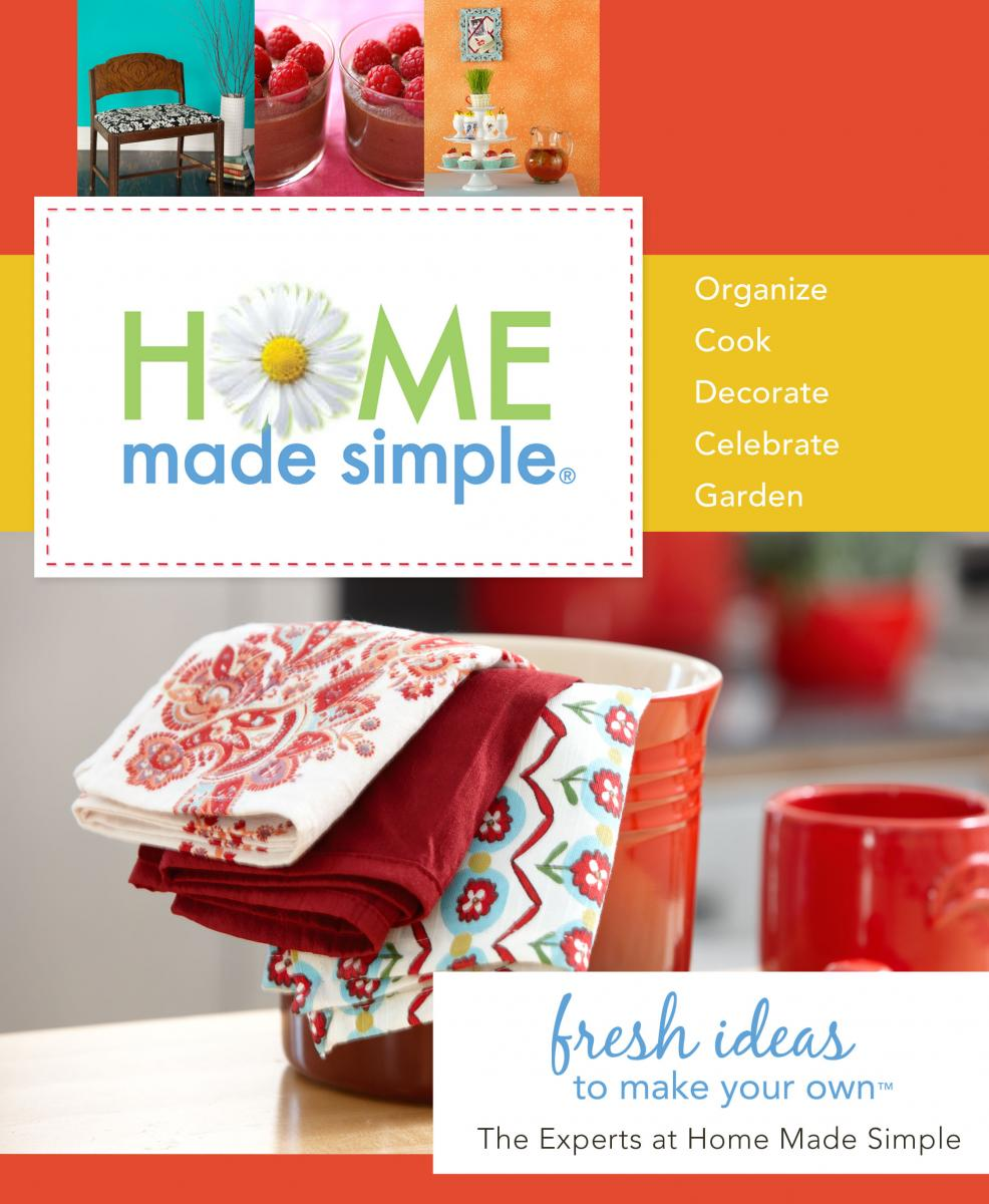 Simplifying Your Home: BOOK REVIEW: HOME MADE SIMPLE IS ESSENTIAL FOR YOUR HOME