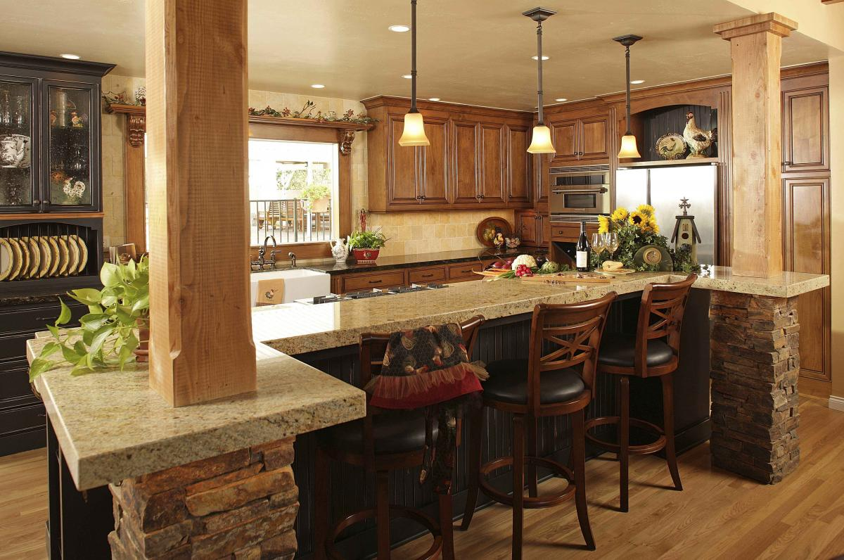 Kitchen Dining Room Design Ideas ~ Asid kitchen tour serves up savory remodels oct