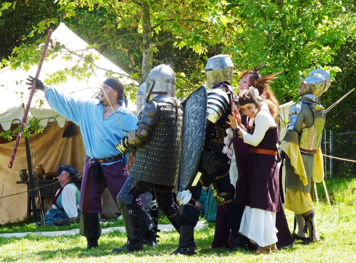 Renaissance Fairs: East County Magazine