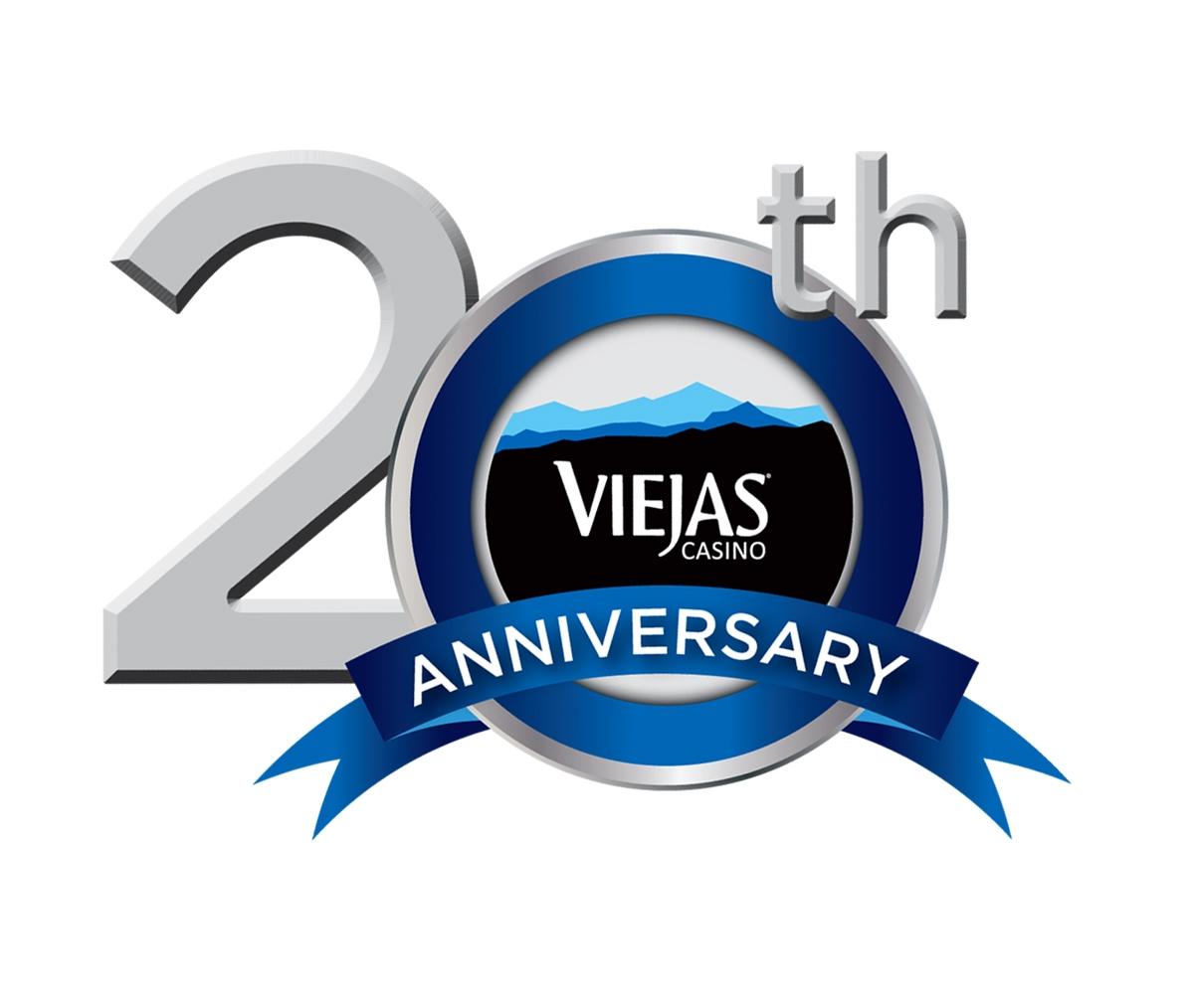 Viejas Casino Celebrates 20 Year Winning Streak Sept 17