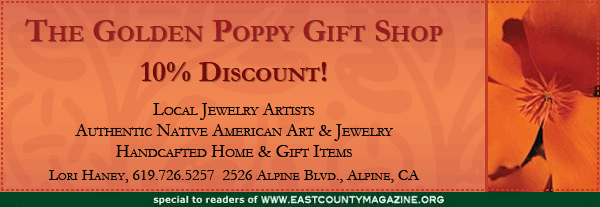 golden poppy gift shop