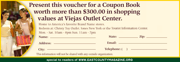 Viejas Outlet Center