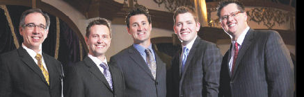 BEST IN SOUTHERN GOSPEL MUSIC - LEGACY FIVE IN CONCERT NOV