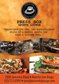 Press Box - Sports Lounge