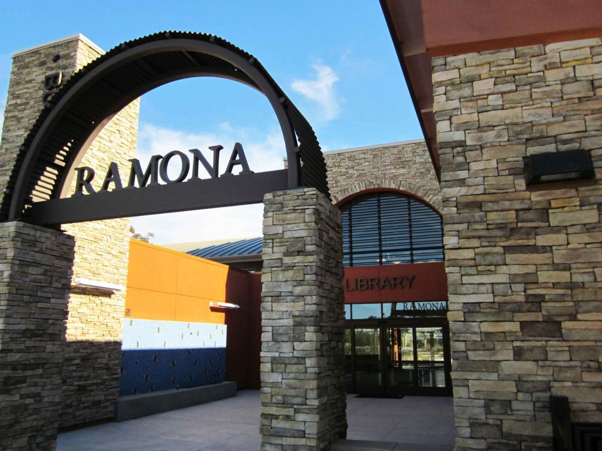 New Ramona Library Is Beautiful Amp Sustainable Grand