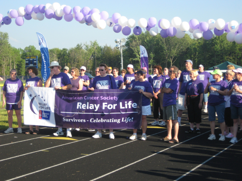 Lakeside To Host Town S First Relay For Life June 12 13