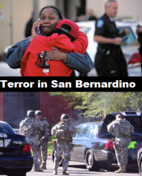 San bernardino terrorist dating site