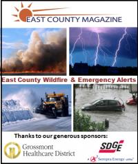 Wildfire News | East County Magazine