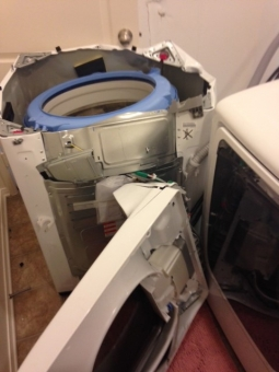 Beware Of Exploding Samsung Washing Machines East County