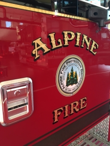 Alpine Fire Improves Iso Insurance Rating Homeowners And