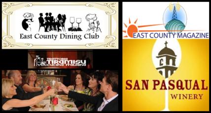 Italian Restaurants East County San Diego