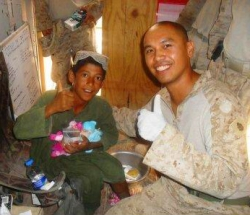 SPIRIT OF AMERICA: LOCAL DONORS SHIP BEANIE BABIES TO AFGHAN