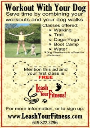 Leash Your Fitness