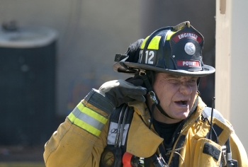 Poway Fire Displaces Family Of Four East County Magazine