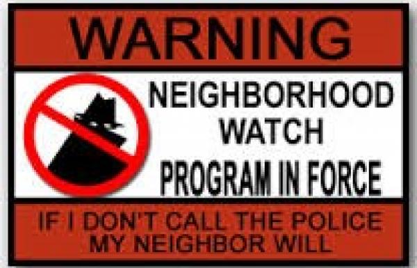 neighborhood watch programs The neighborhood watch can consist of a block, multiple blocks, apartment complex, public housing, or a business area (please see the business watch section of our site) these watch groups are the extra eyes and ears that help protect the neighborhood from crime.