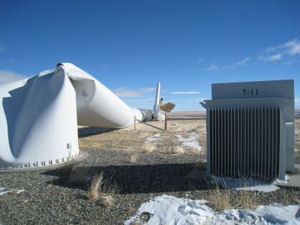 "THE DARK SIDE OF ""GREEN"": WIND TURBINE ACCIDENTS, INJURIES"