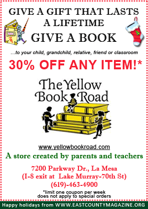 30% off any item - the yellow book road